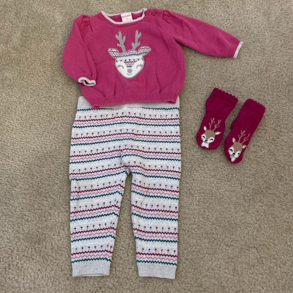 Gymboree Other - Gymboree holiday outfit